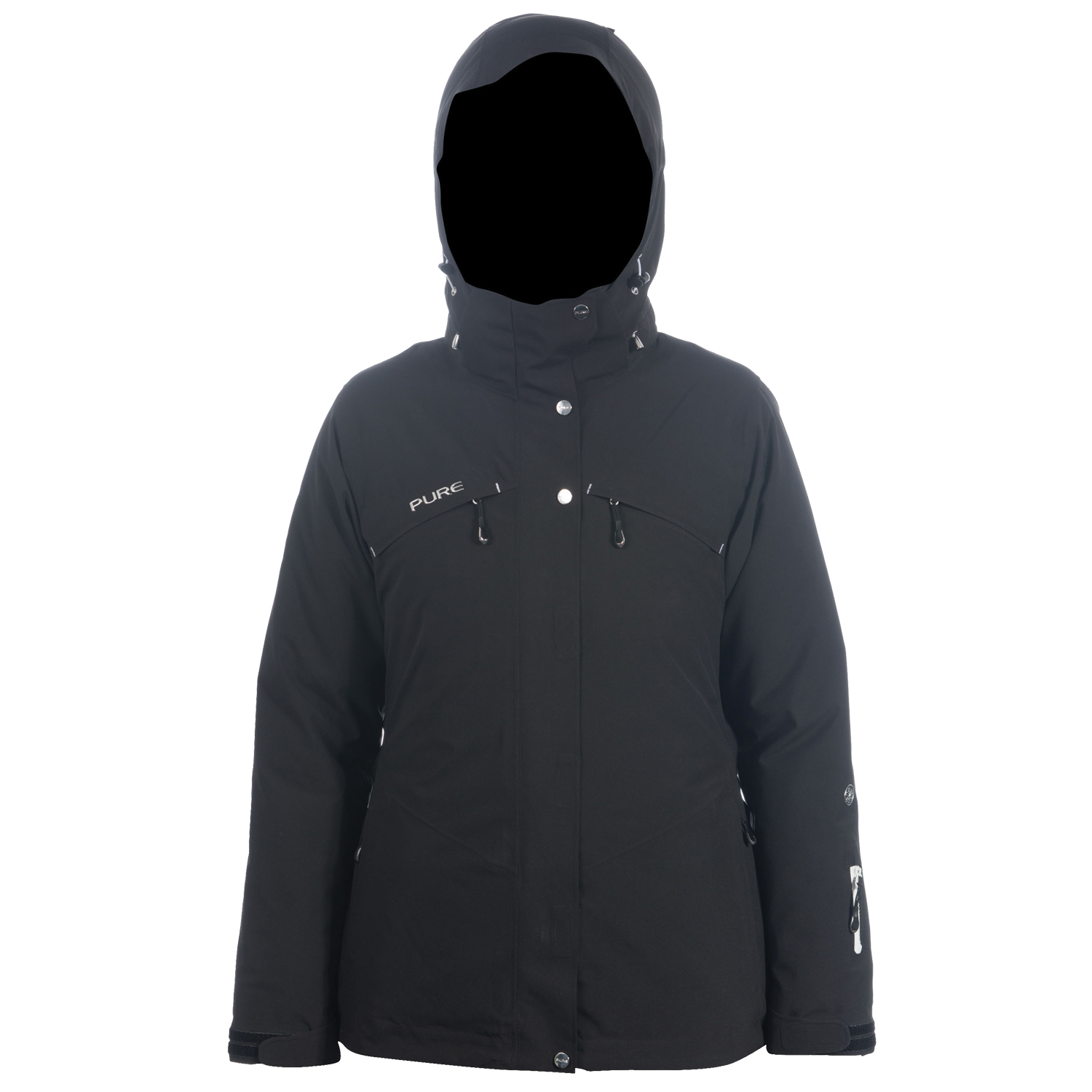 Meribel Jacket - Black