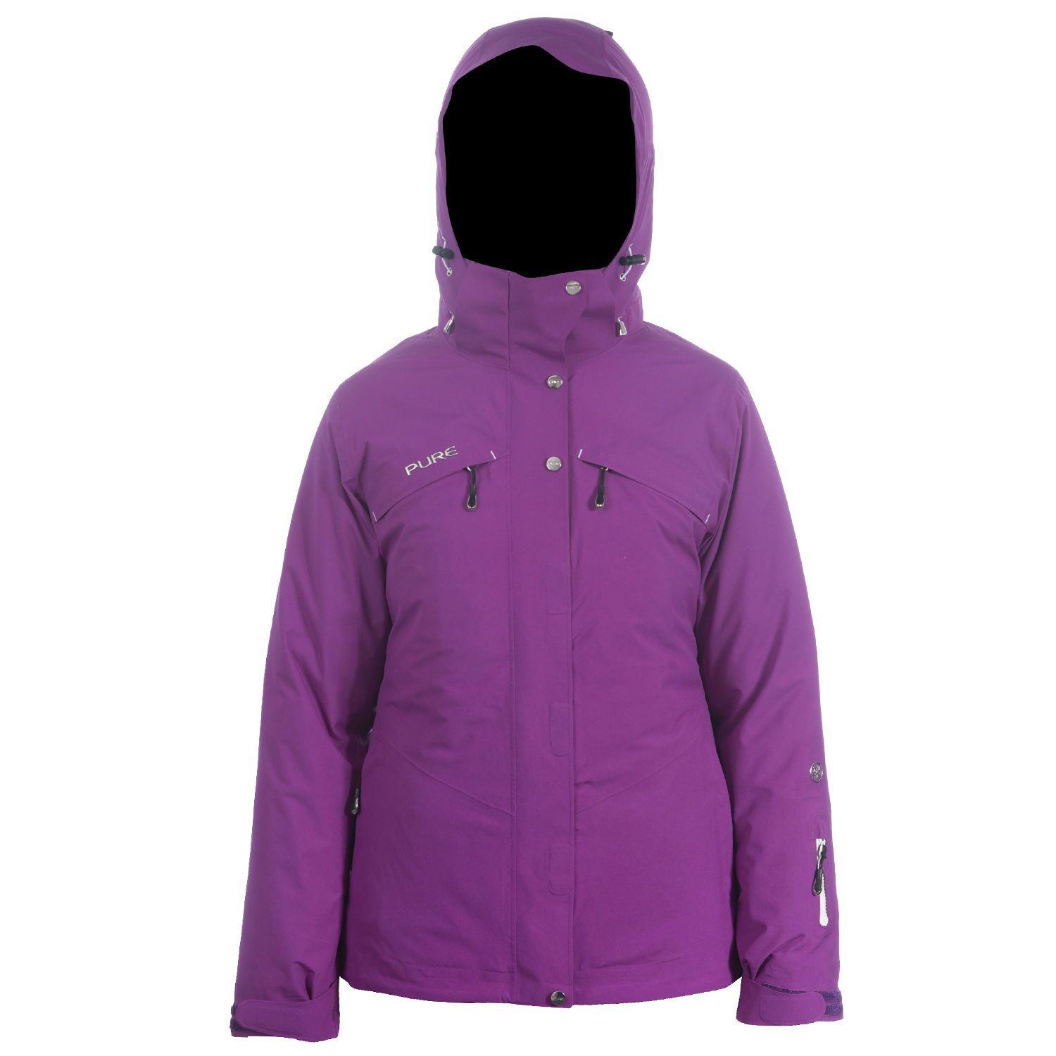 Meribel Jacket - Grape
