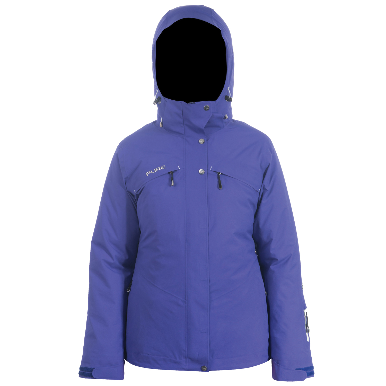 Meribel Jacket - Purple