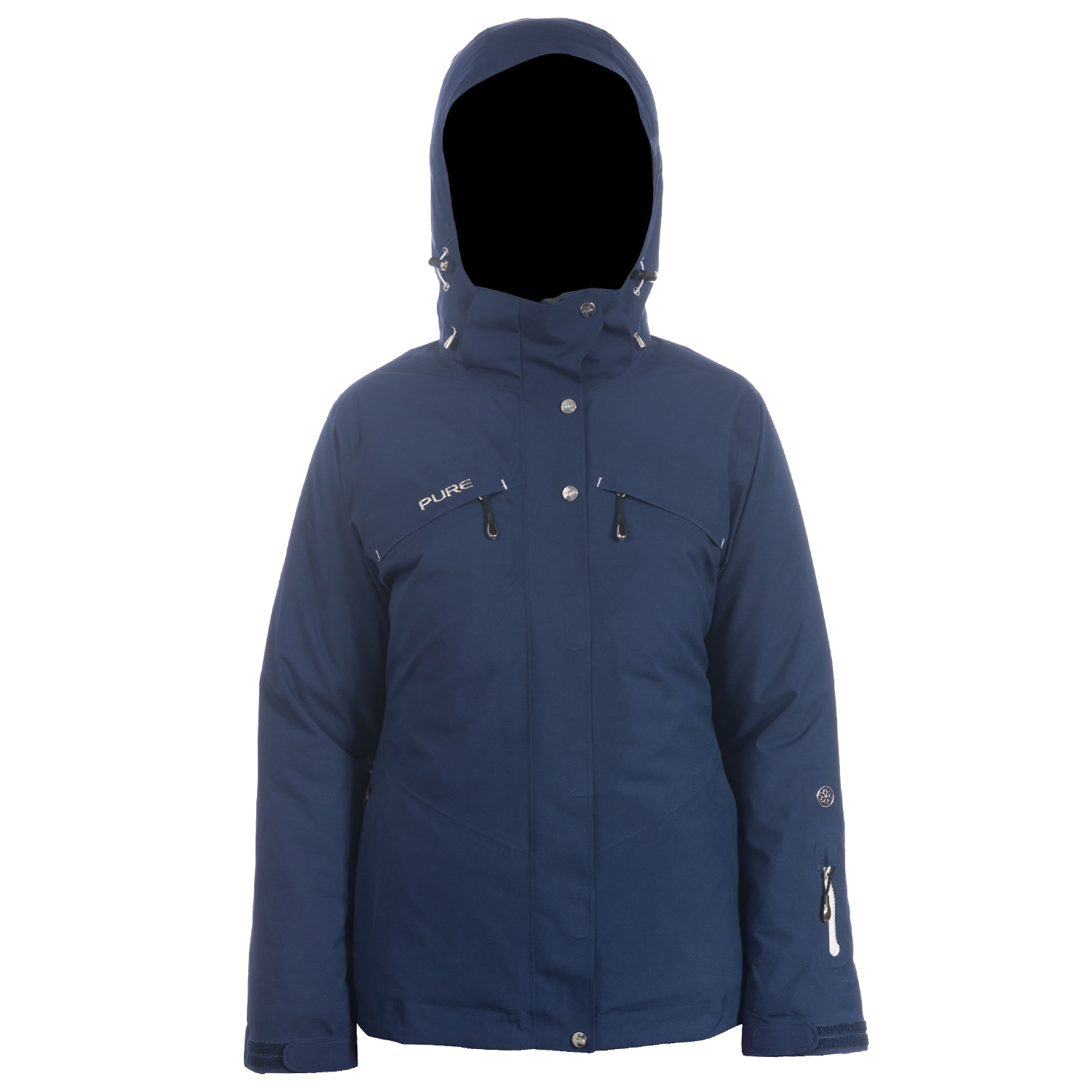Meribel Jacket - Navy