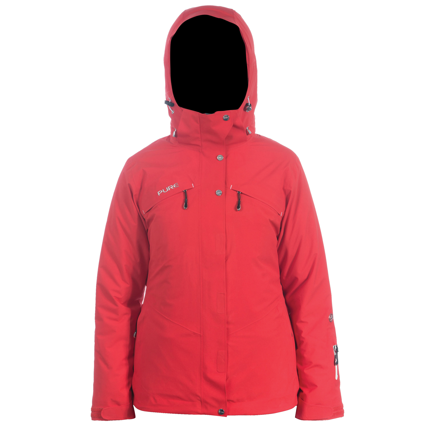 Meribel Jacket - Red