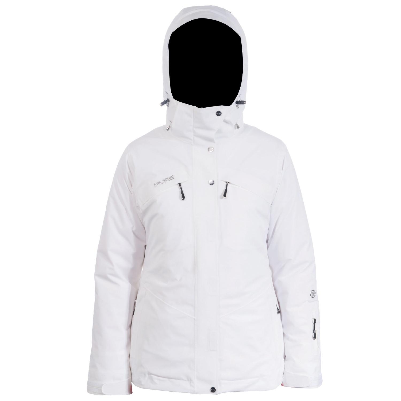 Meribel Jacket - White
