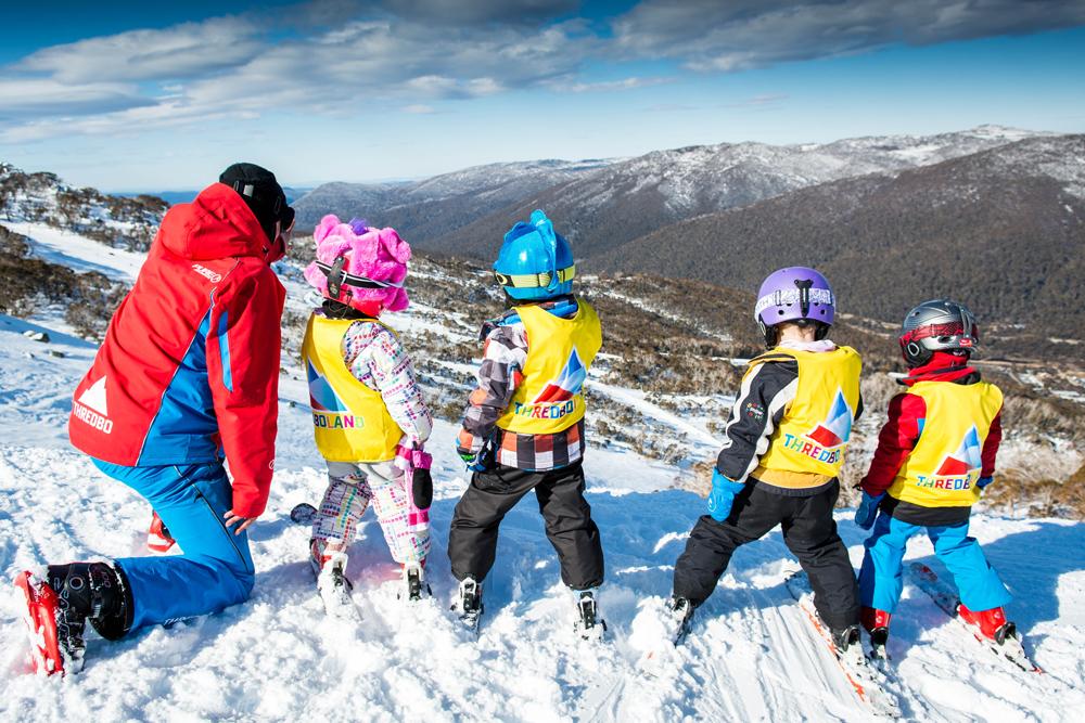 Thredbo ski school uniform 2