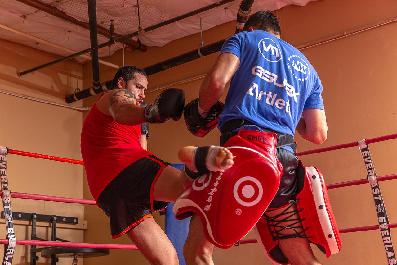 Kickboxing / Muay Thai -