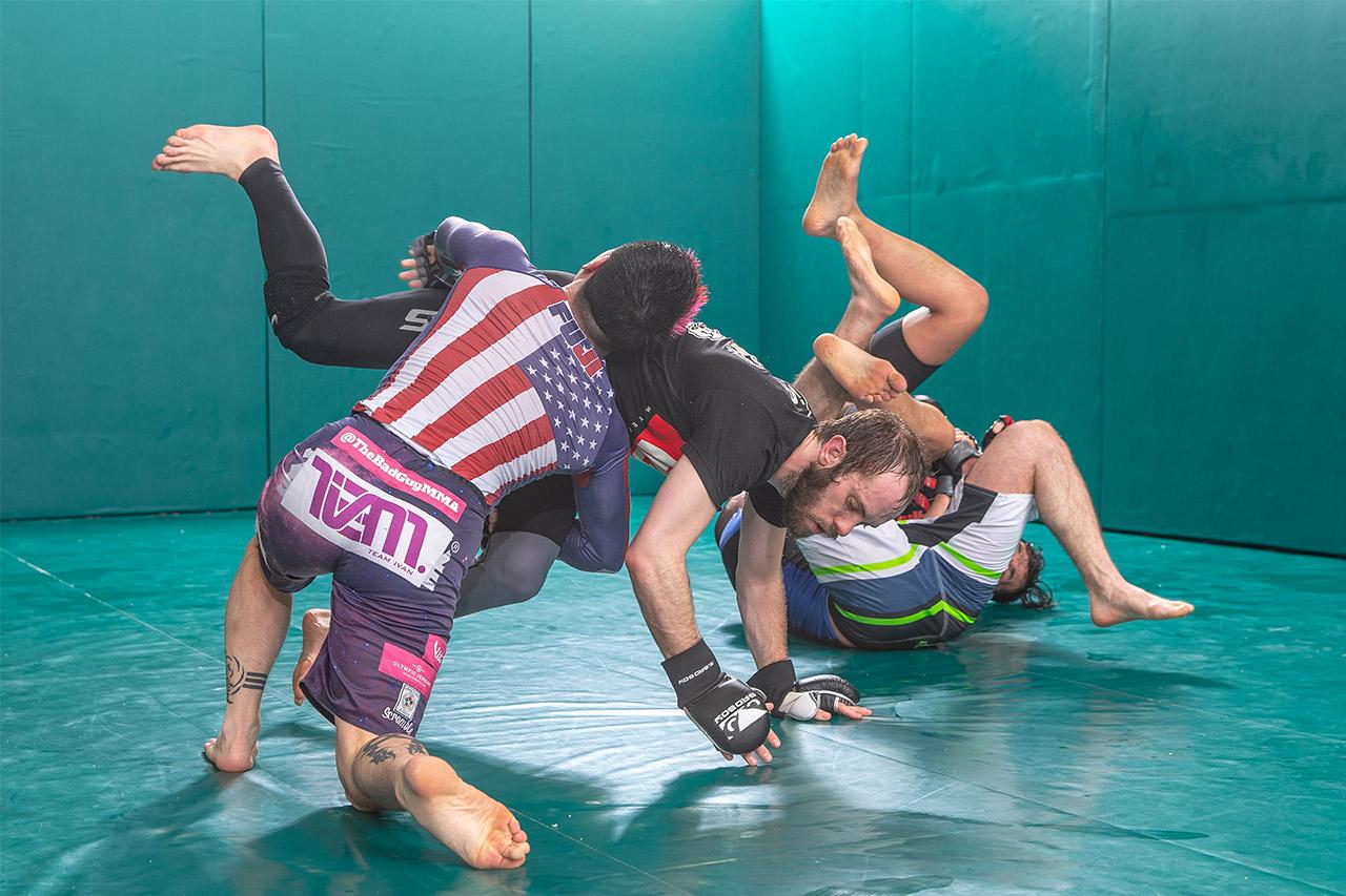 Mixed martial arts (mma) -