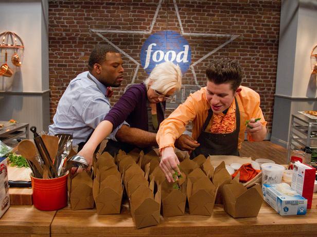 Team Alton Food Network Star