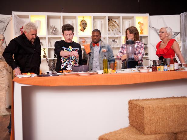 Team Alton Season 8 Food Network Star