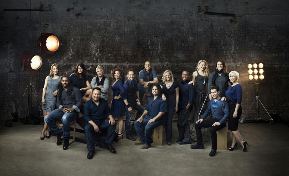 Cast Photo Food Network Star Season 8