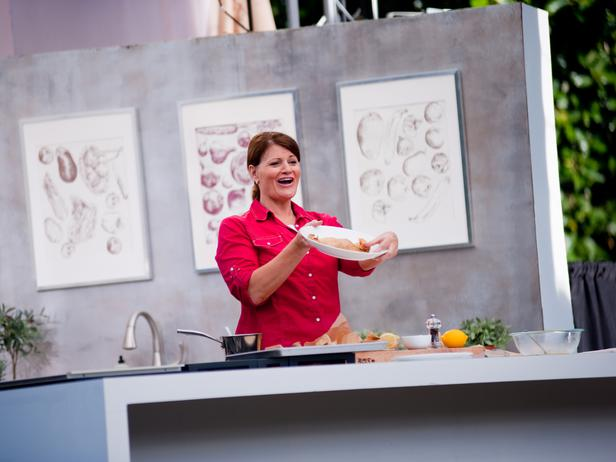 Martie Duncan Unflappable Food Network Star