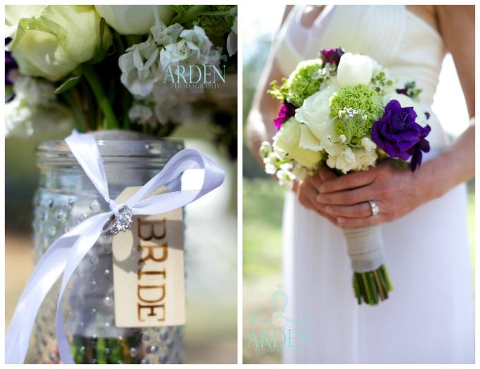 Wedding in a Week Bridal bouquet Martie Duncan