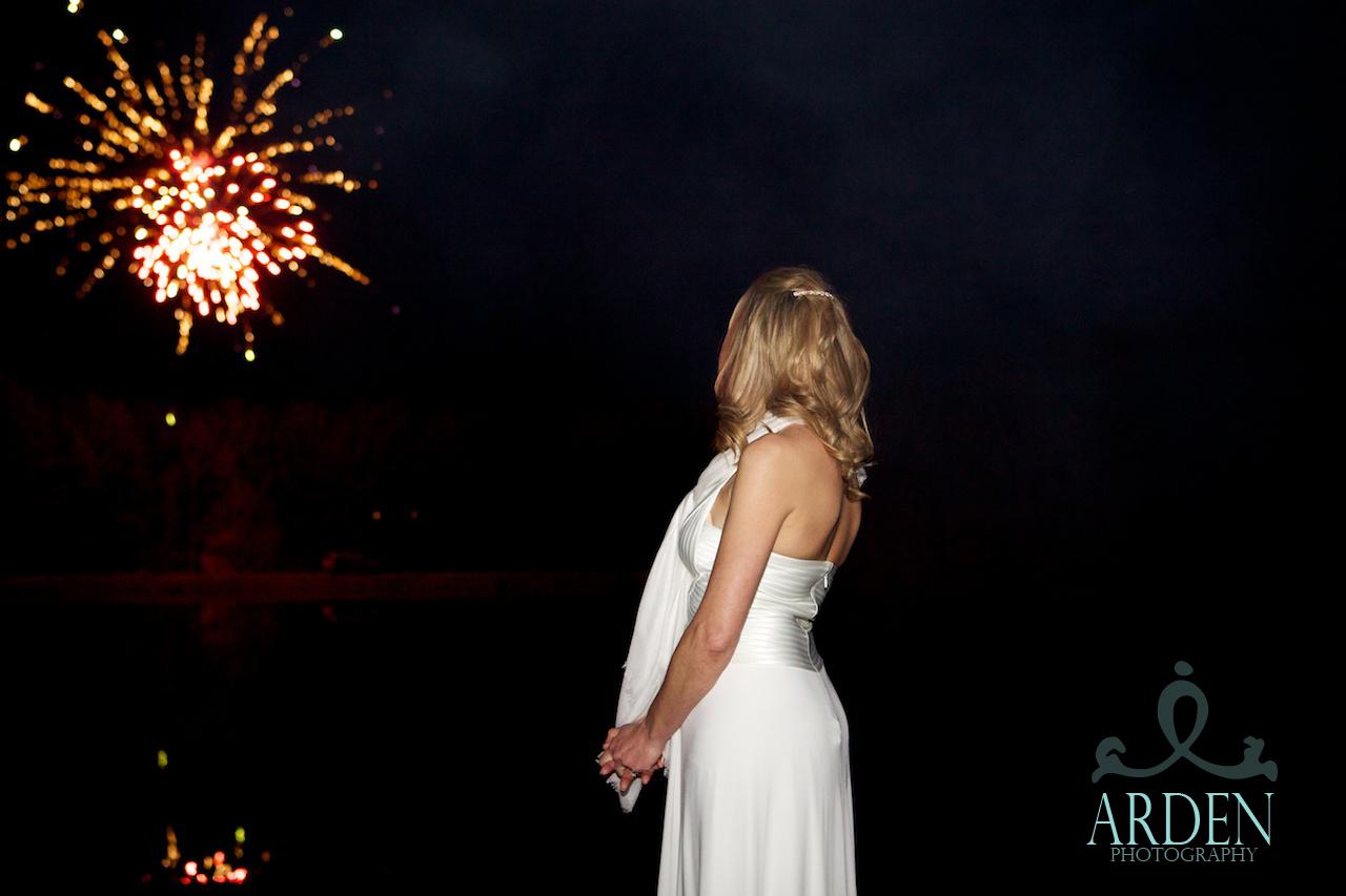 Wedding in a Week DIY Fireworks Display Martie Duncan
