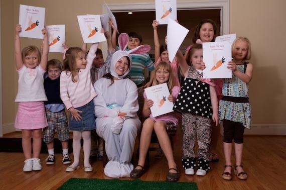Host an Easter Egg Hunt at home Martie Duncan