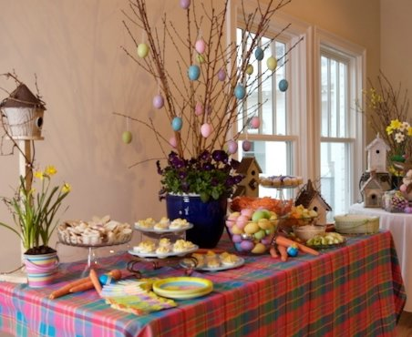 Host an Easter Egg Hunt Martie Duncan party themes