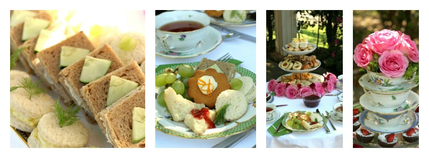 Mother Daughter Tea Party theme by Martie Duncan