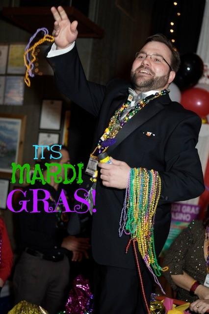 Plan a Mardi Gras Party Martie Duncan