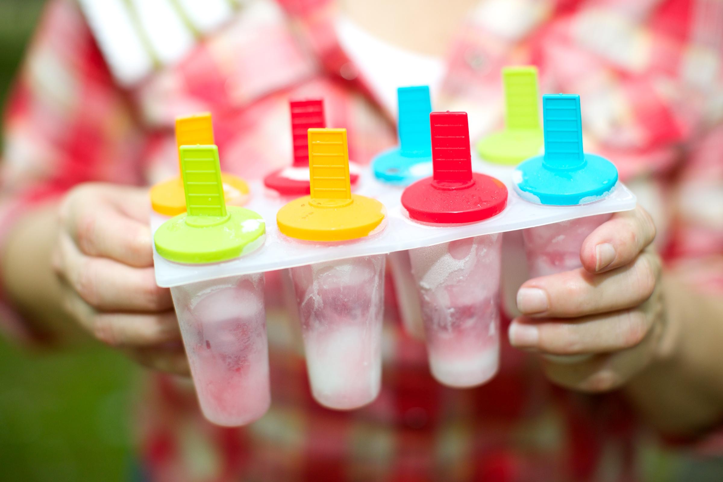 Make Homemade Popsicles Martie Duncan