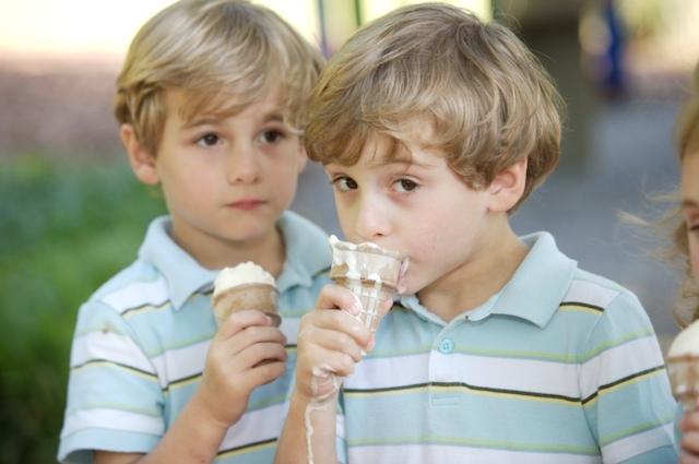 ice cream party fun Martie Duncan