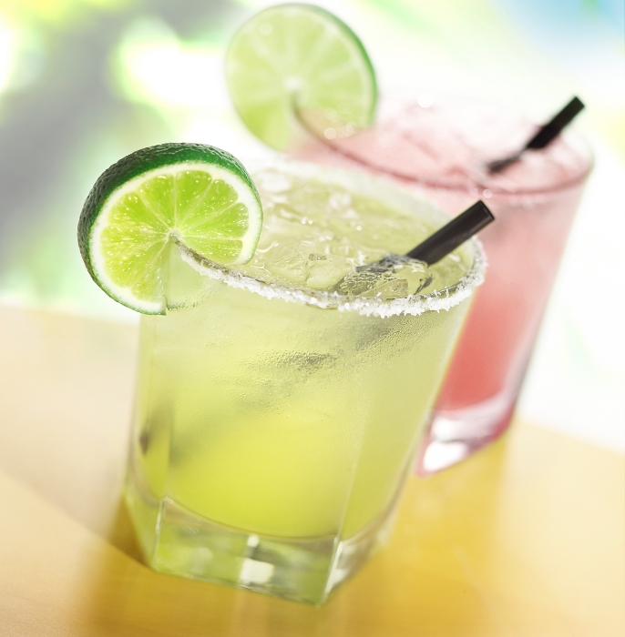 classic and pomegranate margaritas Martie Duncan