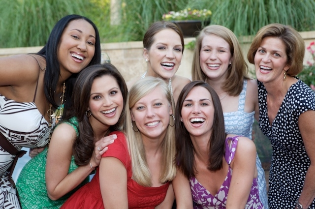 Gather the girls to host a bridal shower completely customized to your bride-to-be!