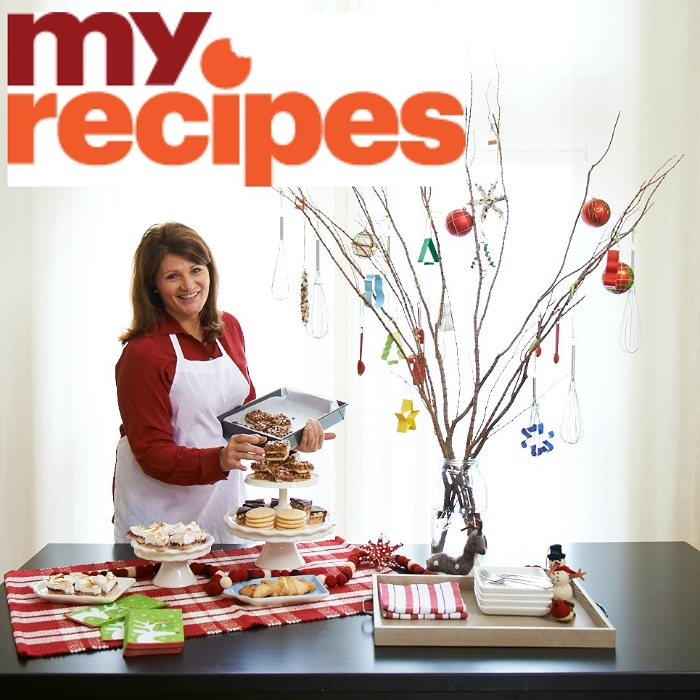 Martie Duncan My Recipes Holiday Cookie Party.jpg