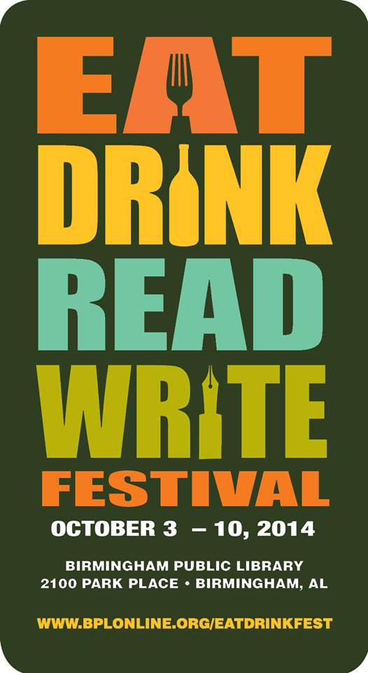 Eat Drink Read Write Festival 2014
