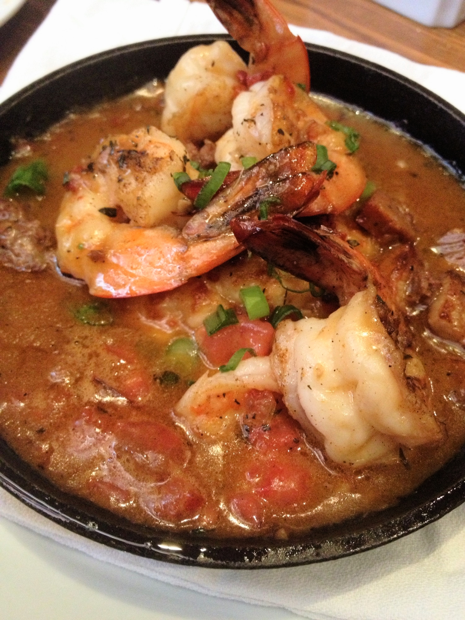 Shrimp and Grits Luke New Orleans John Besh