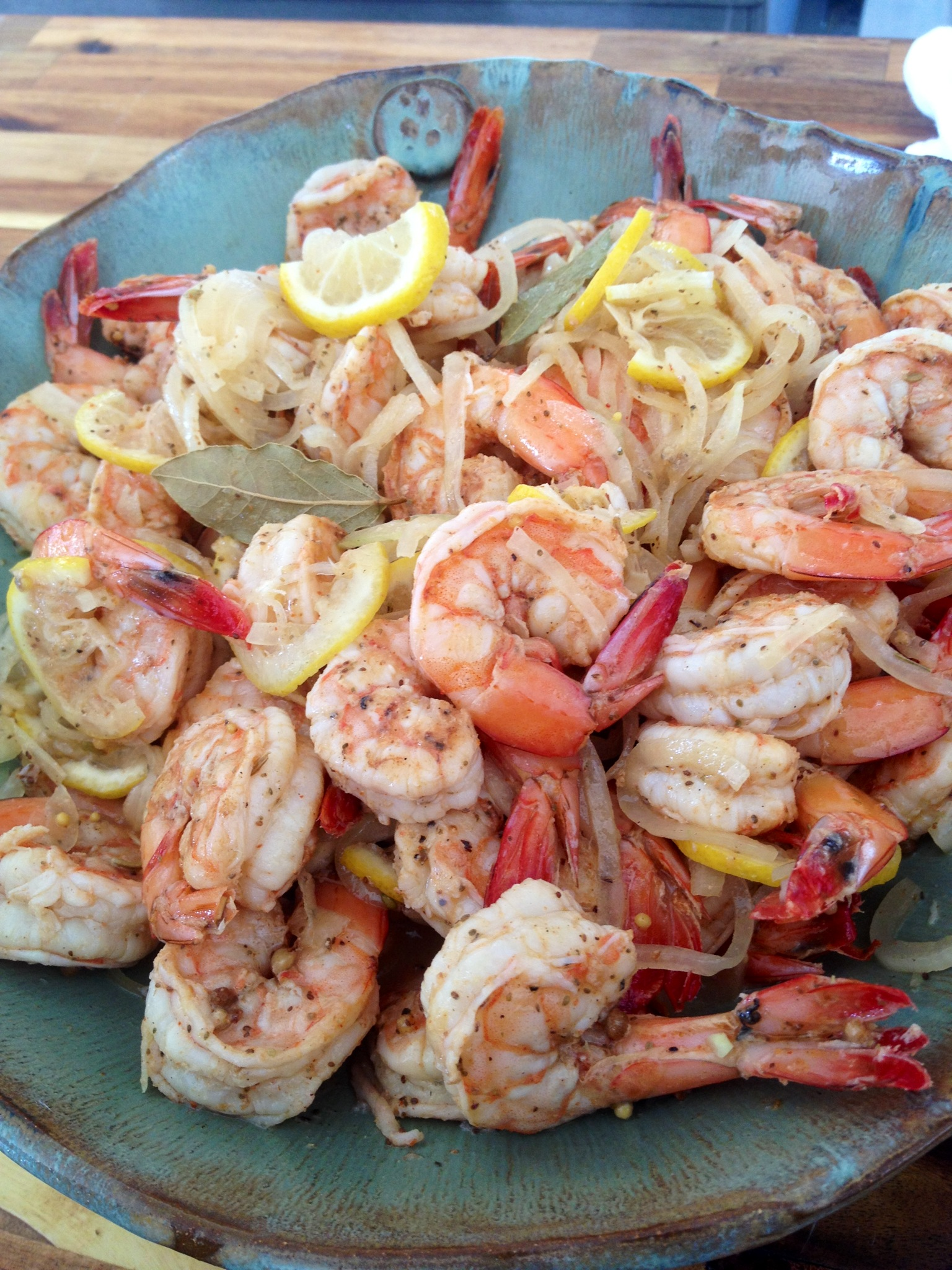 easy make ahead shrimp recipe