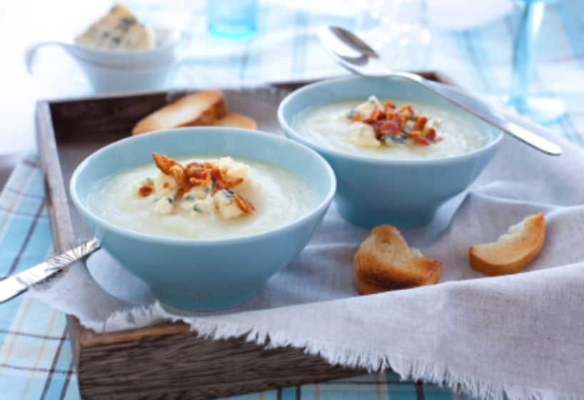 Loaded Baked Potato soup is even better than its namesake. Another fast, easy, and delicious recipe.