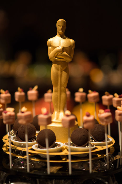 Oscar Party Dessert Table Ideas