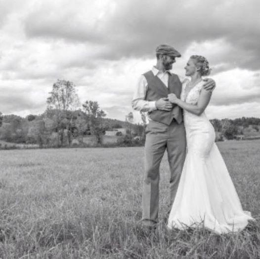 Crisie Schoen JT Codds wedding image