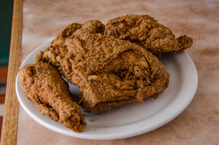 Arnold's Country Kitchen Fried Chicken Nashville