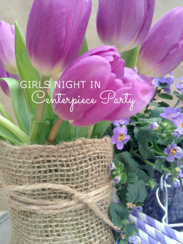 Get the girls together for a perfectly creative way to craft your own Easter centerpieces, party decorations for a class reunion, wedding or baby shower or even for that DIY bride.