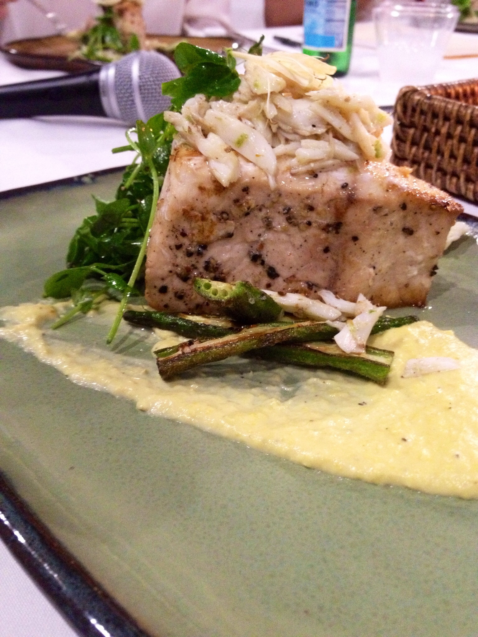 Alabama Gulf Seafood cookoff Brody Olive Cobia recipe Martie Duncan