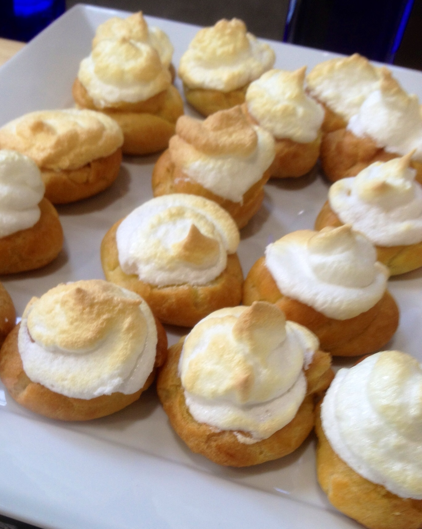 Banana Pudding for a Party Banana Pudding Bites recipe Martie Duncan