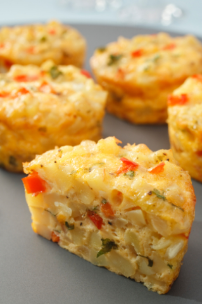 How to make miini frittatas recipe Martie Duncan