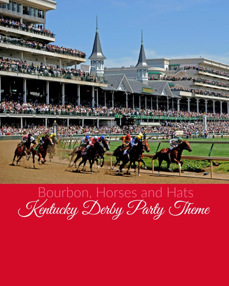 Ideas for a Kentucky Derby Party