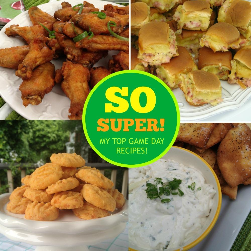 Super Bowl Party Food