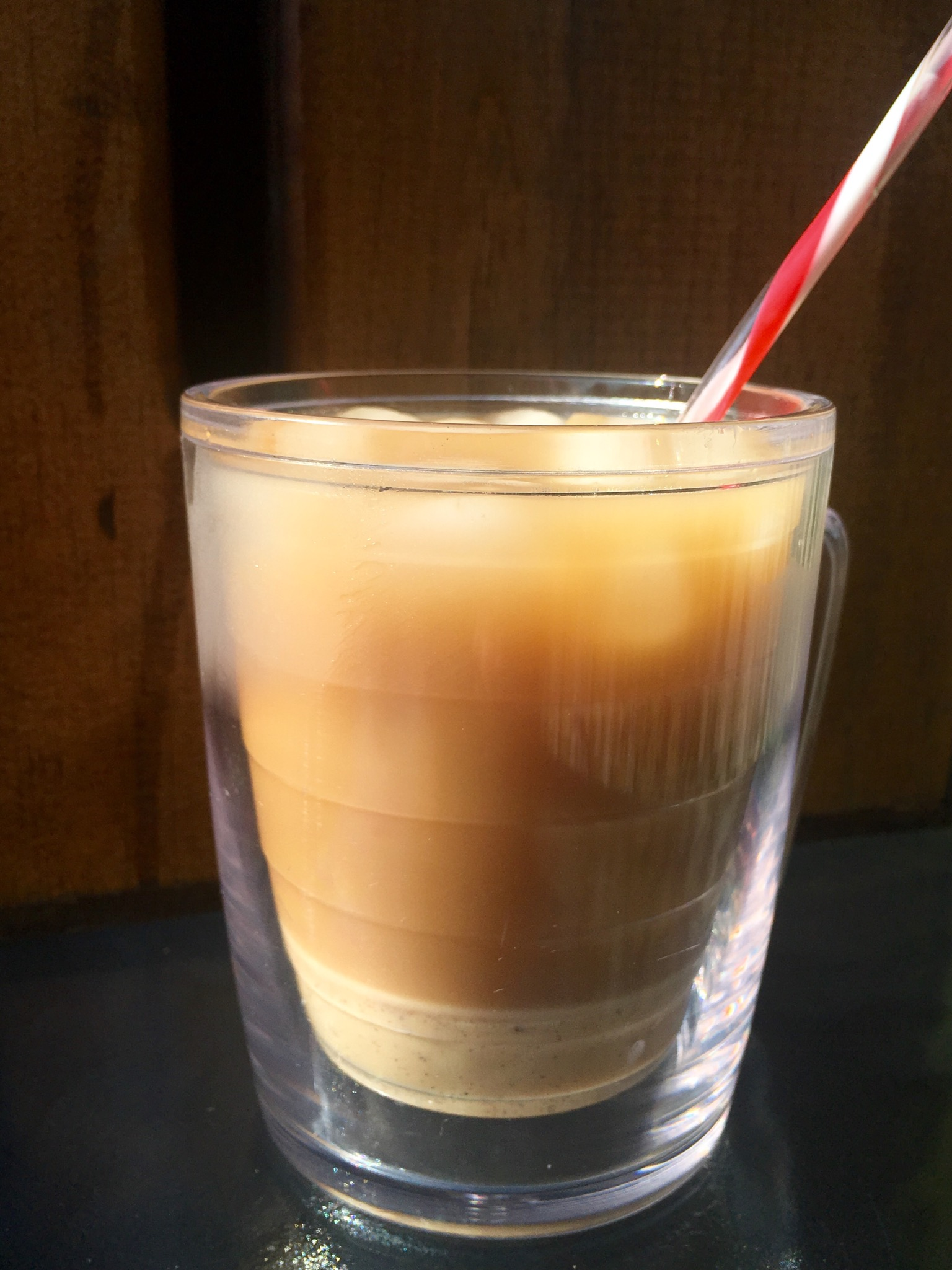 Coffee goes to the next level with spices which warm you up to start the day. Iced Coffee is the perfect tailgate kick off when the weather is warm.
