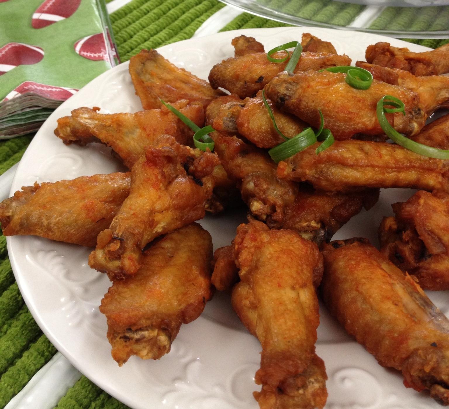 Diablo Chicken Wings