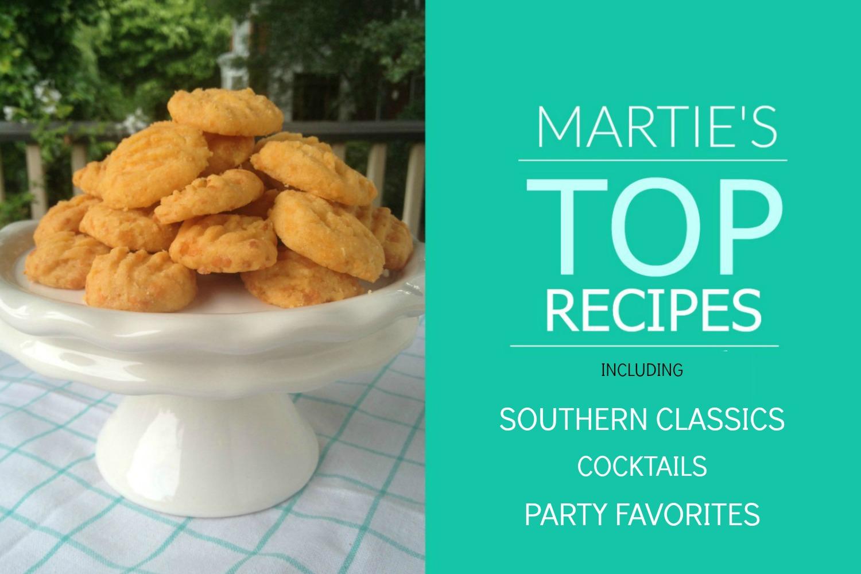Martie Duncan recipes
