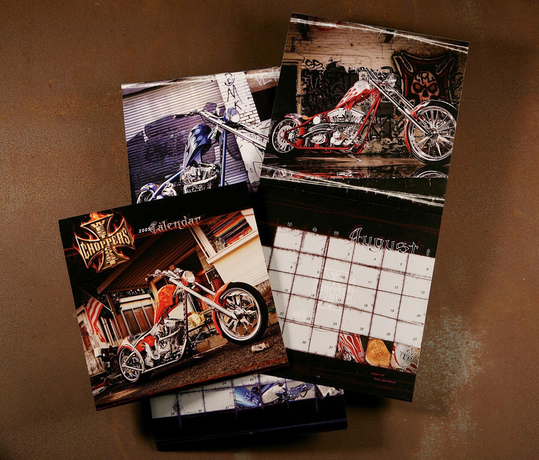 West Coast Choppers Calendar