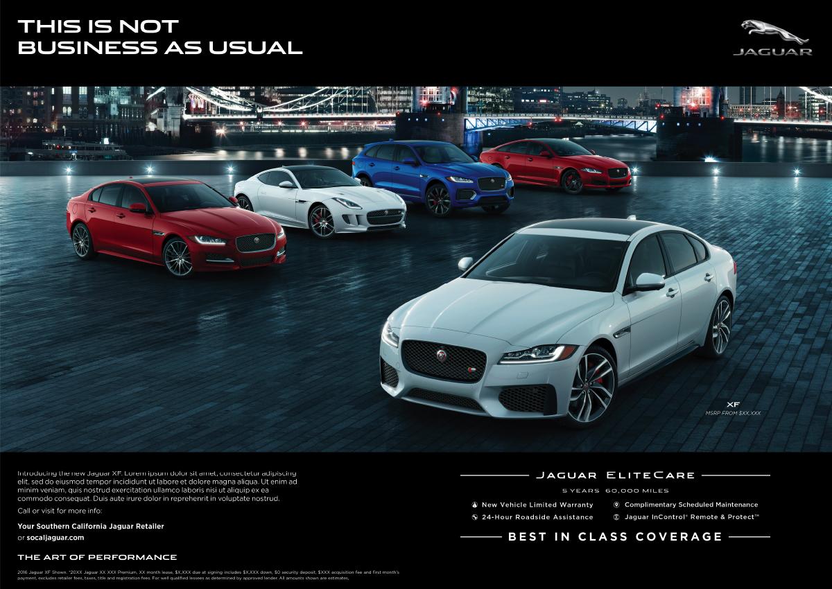 Jaguar EliteCare (Best-in-class warranty)