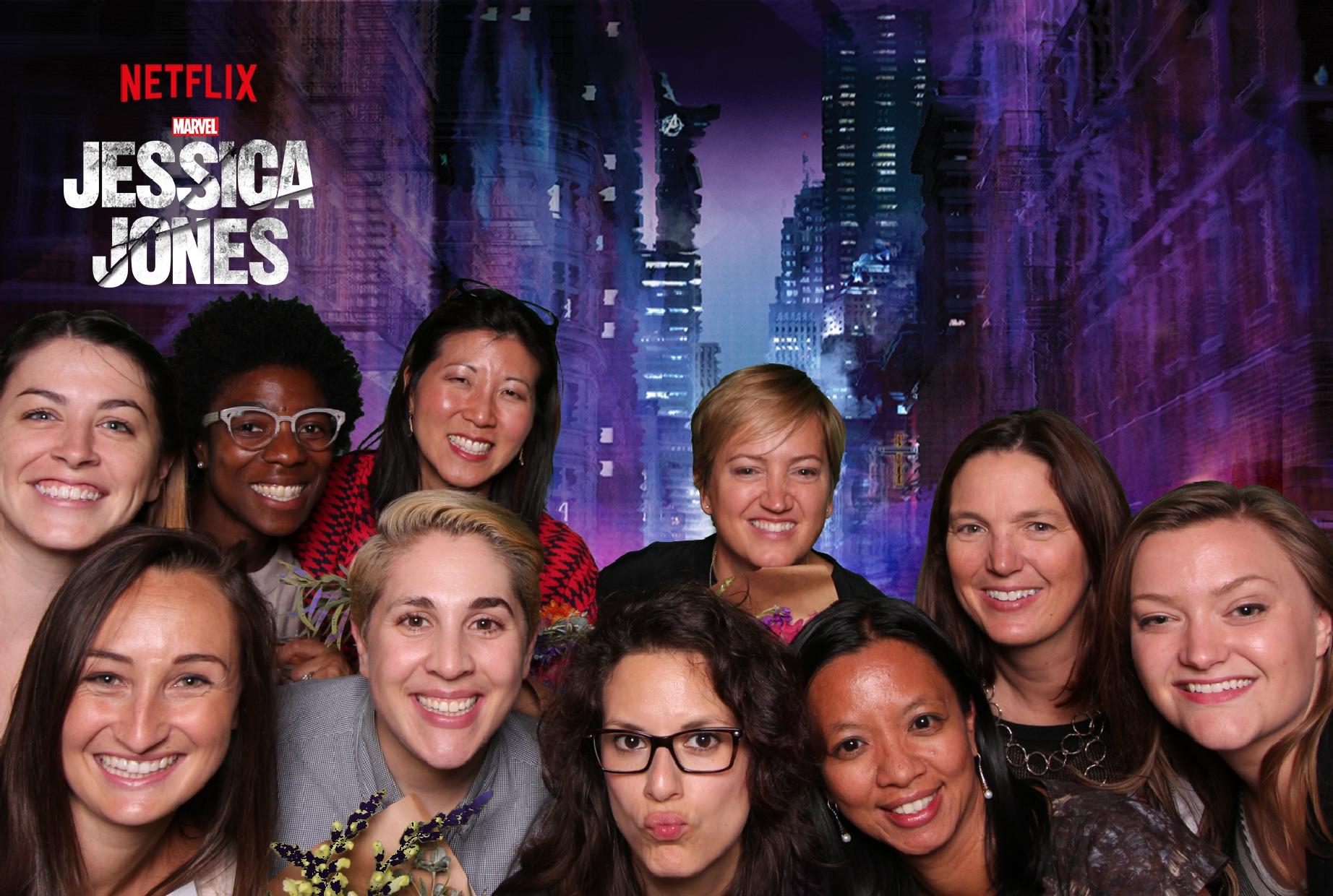 Netflix Women in Tech