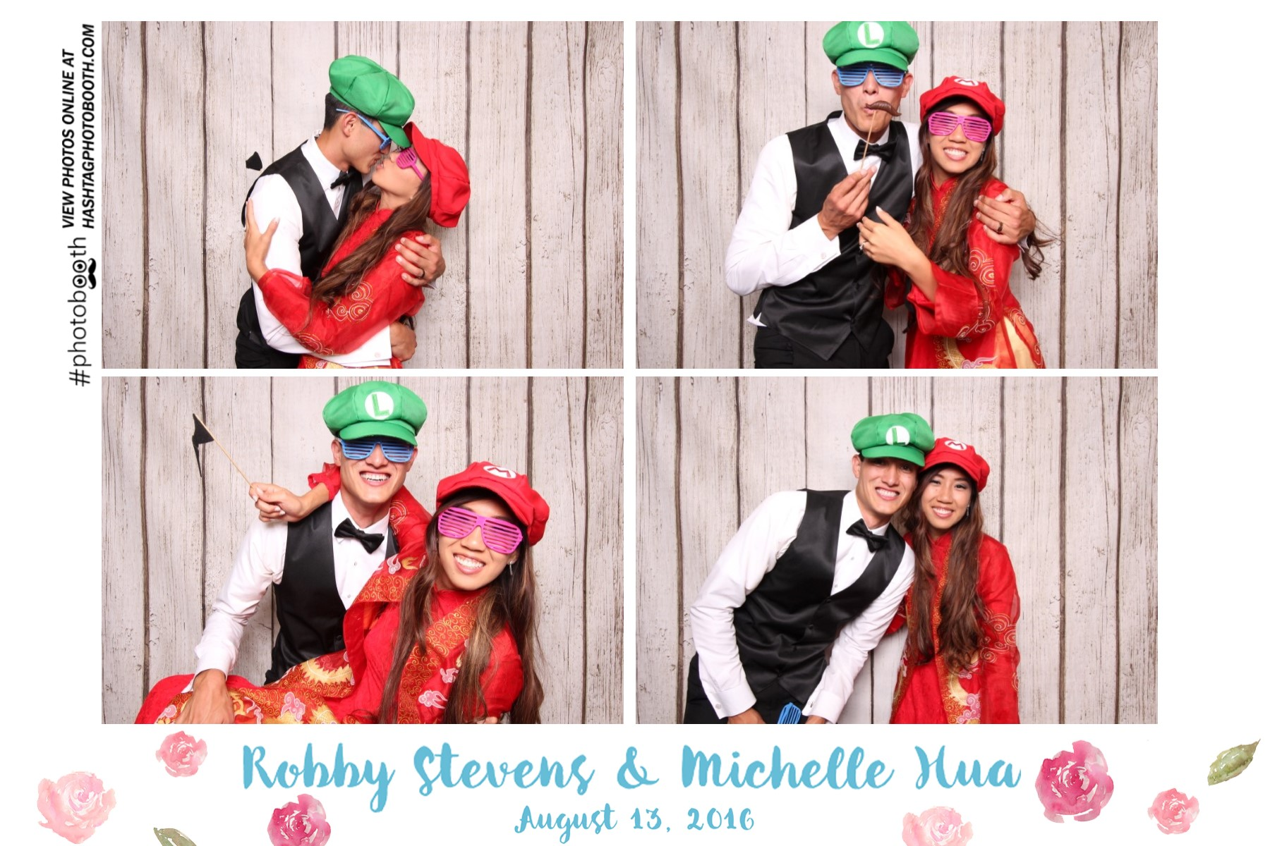 Robby & Michelle