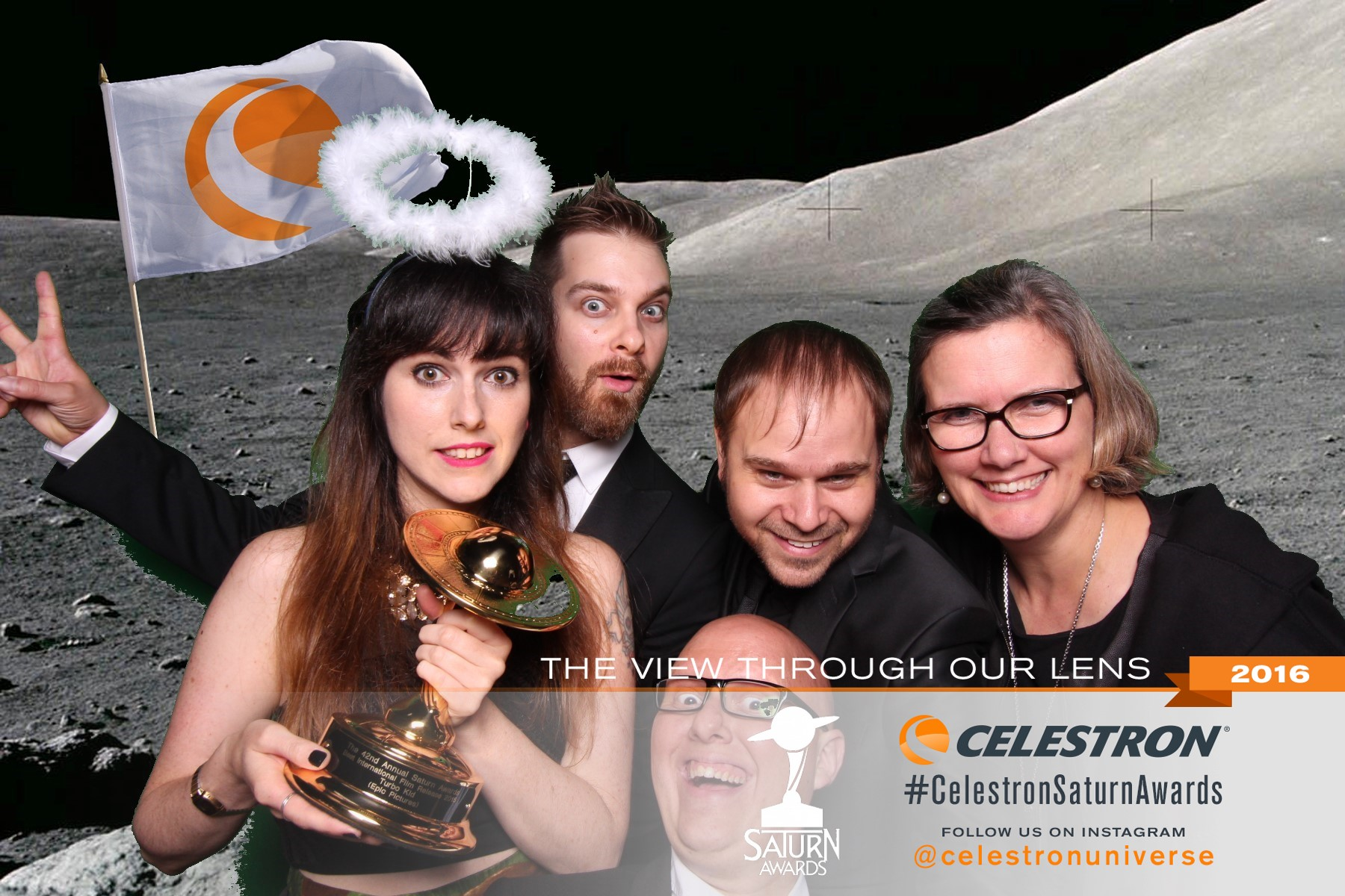 Celestron Saturn Awards