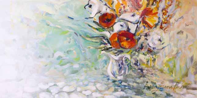 Mosaic Bouquet