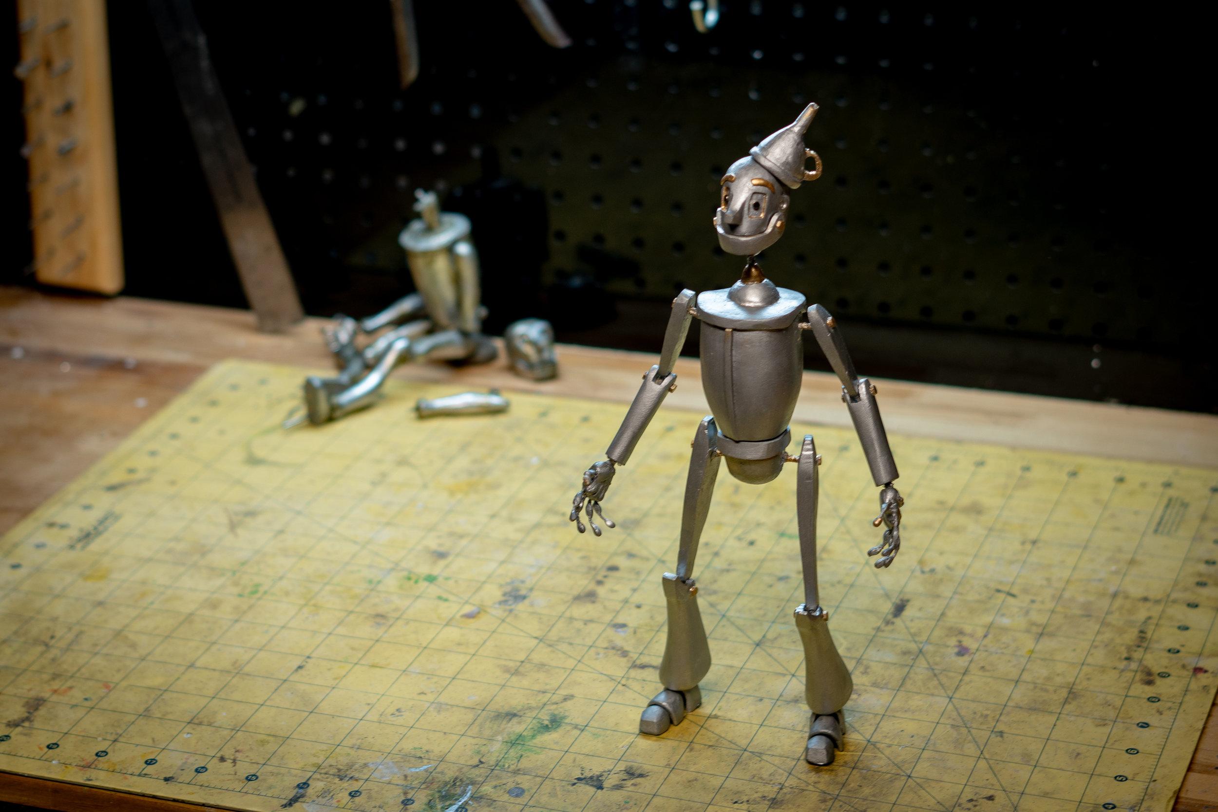 Puppet Design by Mattzilla Duron