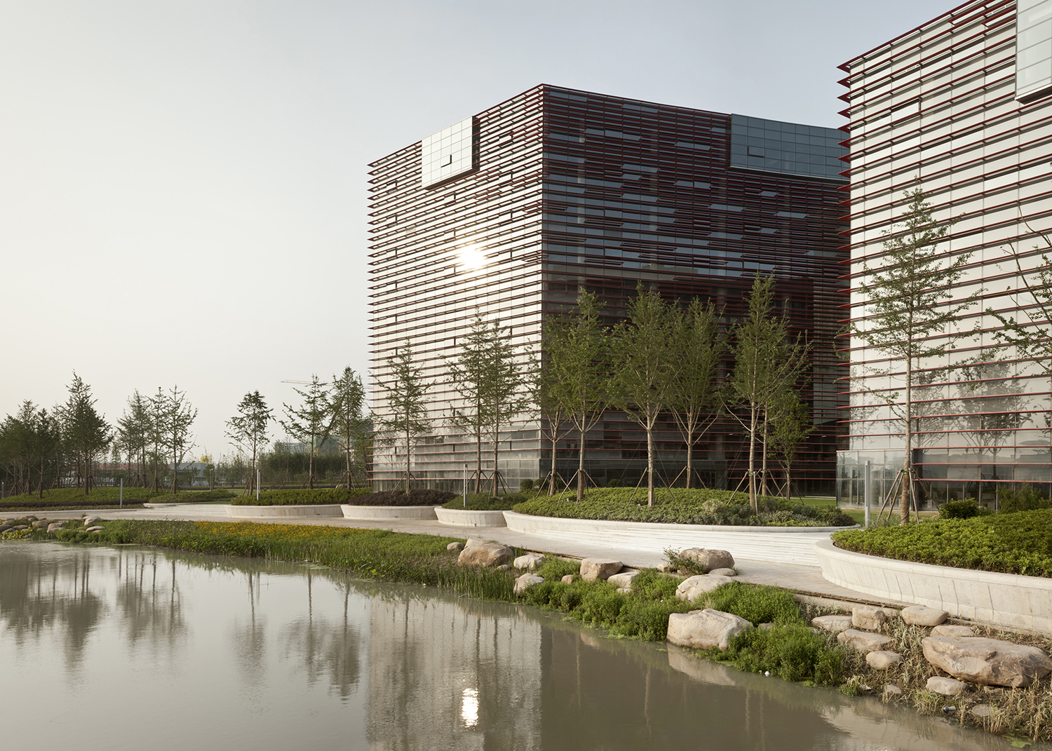 architecture studio . wison headquarters . shanghai, china