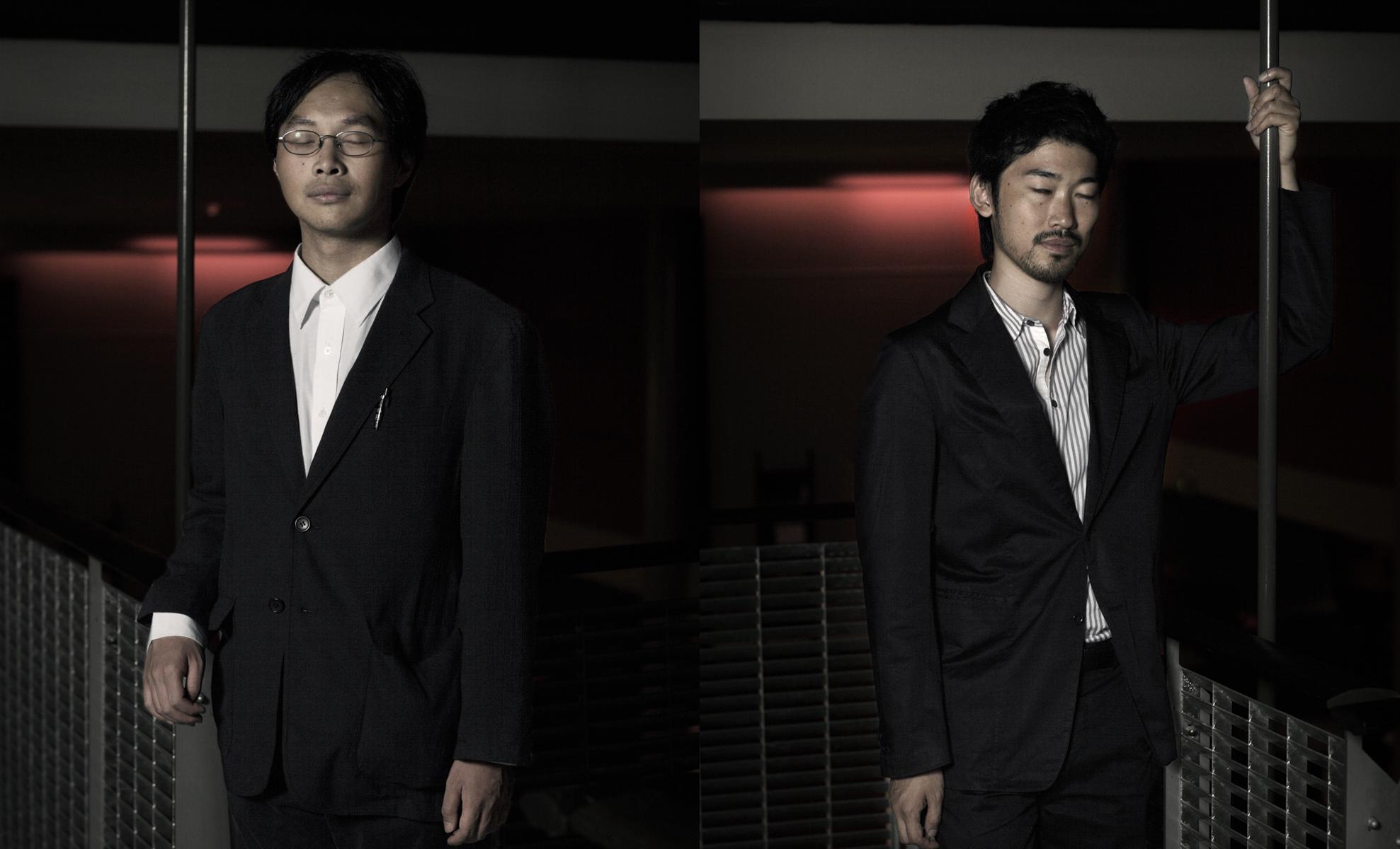 koji fukada & takeshi fukazawa, paris 2010