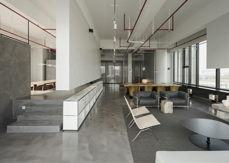 basis design studio . trustbridge campus home-office . shanghai